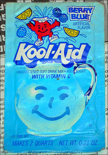 Kool-Aid Berry Blue