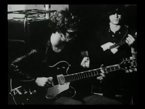 Lou Reed + Sterling Morrison