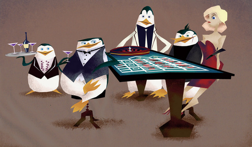 penguins casino