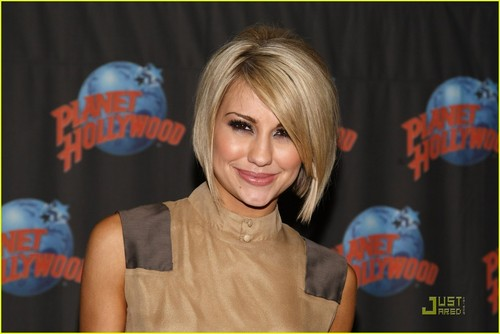 Chelsea Kane: Planet Hollywood Happy