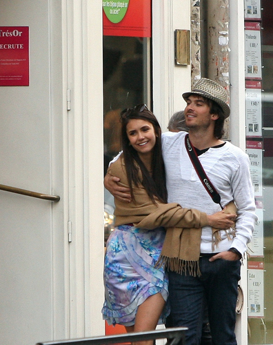 Ian/Nina in Paris (HQ)ღ