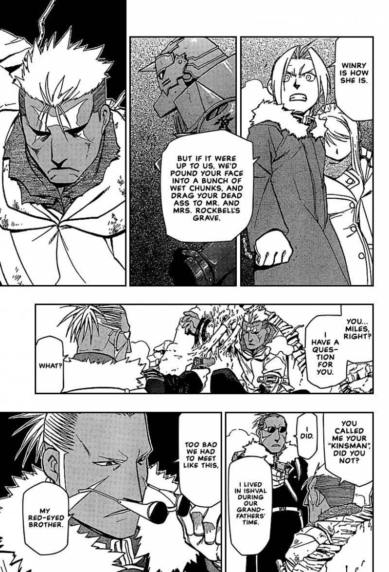 My favorite EdWin FMA manga moments - Full Metal Alchemist ...