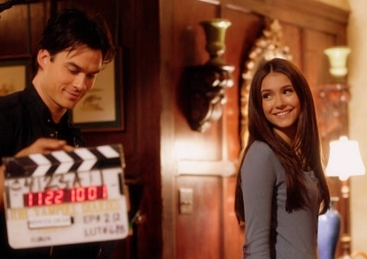NINA behind the scenes :)