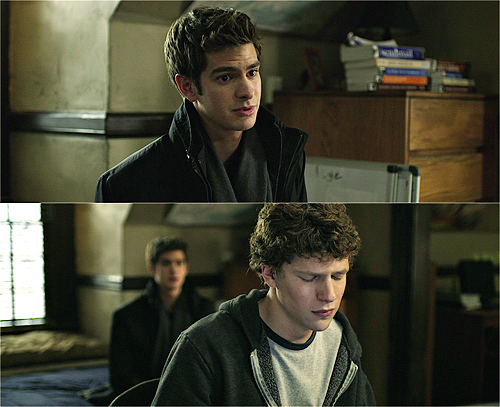 Scenes from The Social Network