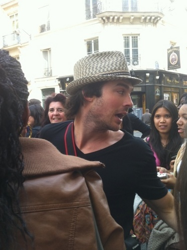 ian in paris :)