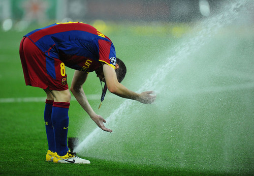 A. Iniesta (Champions League Final)