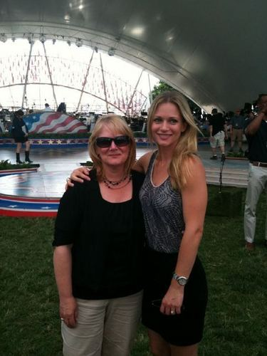 AJ Cook - National Memorial Day Concert 2011