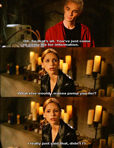 Buffy The Vampire Slayer!!