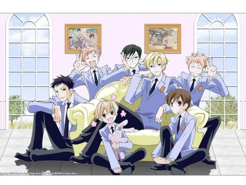 Ouran Wallpaper