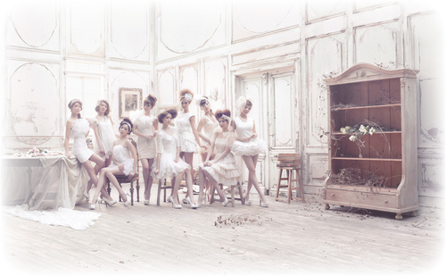SNSD 1st Japanese Album Wallpapers