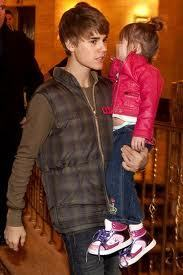 jb and his little sis