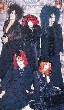 Before Dir en grey - La:Sadie's foto-foto