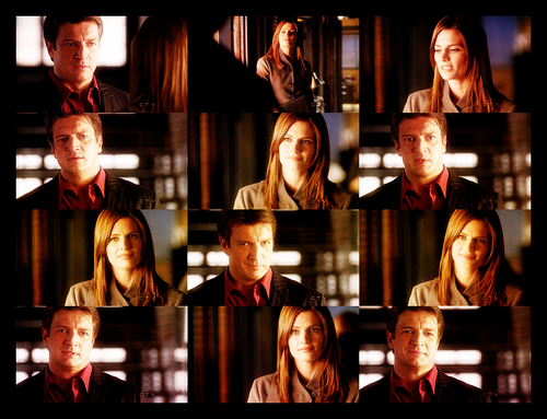 Castle and Beckett- 3x02