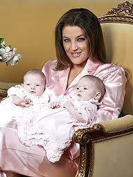 Elvis' daughter and grandchildren