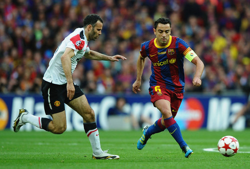 FC Barcelona vs Manchester United (CL Final)