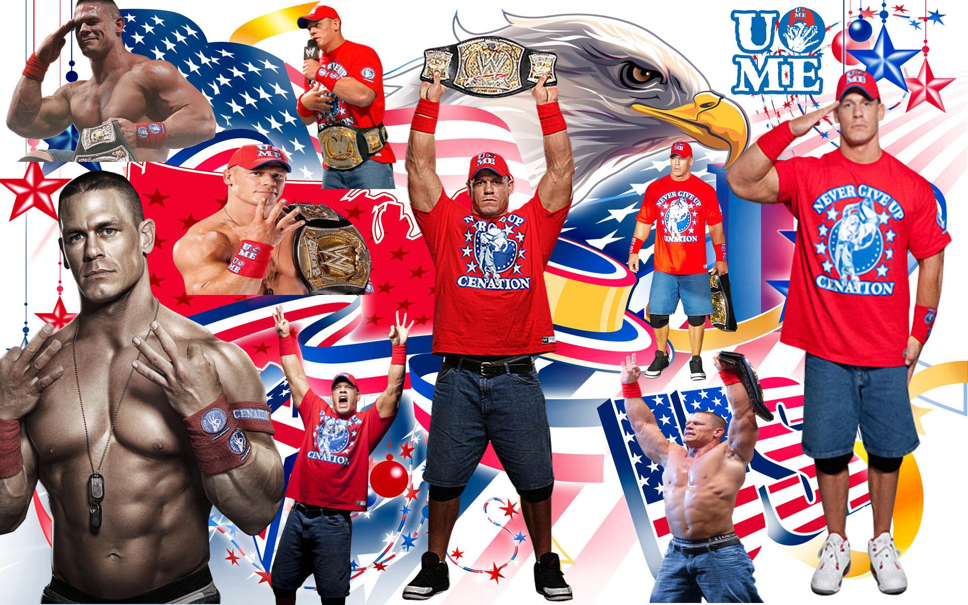 John Cena Wwe Champ 4 Capital Punishment John Cena Wallpaper