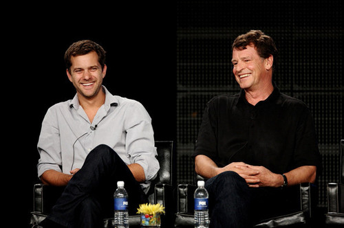 John Noble and Joshua Jackson- Summer TCA Tour