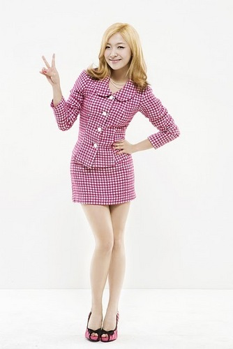 Luna legally blonde