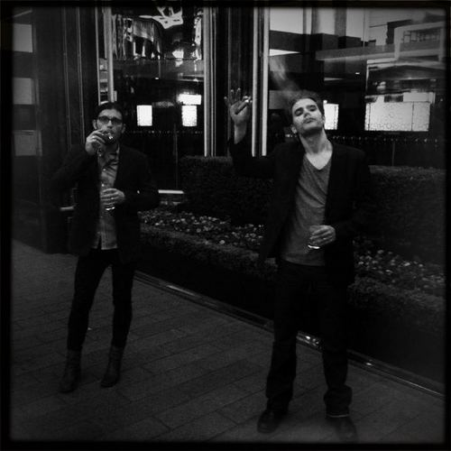 Paul Wesley - Twitter Picture