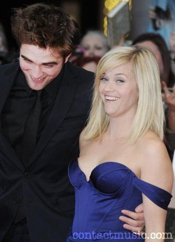 RB UK Premiere 'water for Elephants'