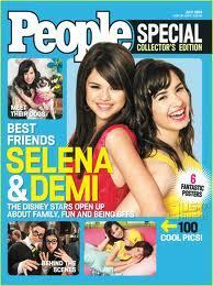 Selena Gomez and Demi Lovato mania