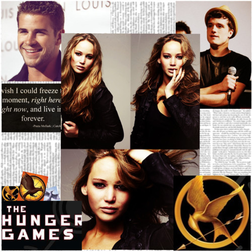 The Hunger Games ♥