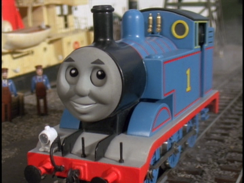 Thomas in Series 7