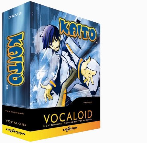 Vocaloid Box Art!