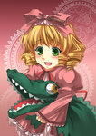 hina and croc of truth