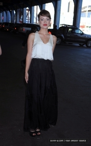 Arriving at Chelsea Piers in Manhattan NYC [June 2, 2011]