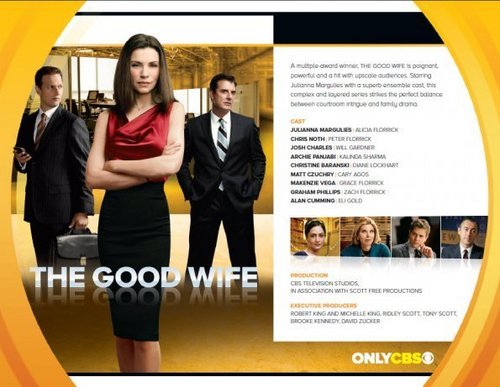 CBS One Sheets and Logos for all shows 2011