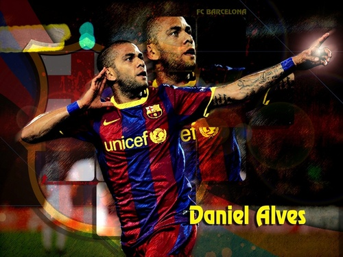 Dani Alves wallpaper
