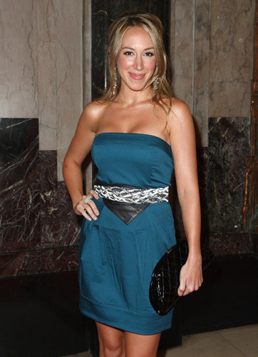Haylie - Premiere Of Legally Blonde The Musical At The Pantages Theatre 2009
