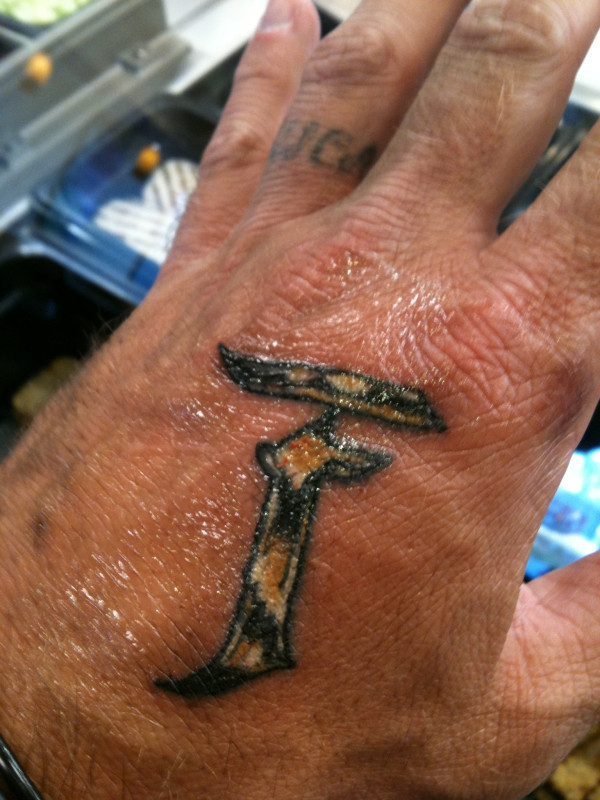 Jericho s new tattoo wwe 22669559 600 800
