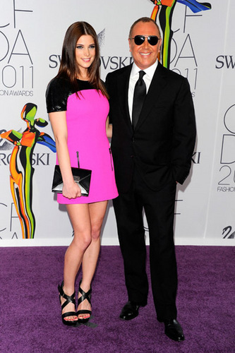 More photos of Ashley Greene at CFDA Fashion Awards