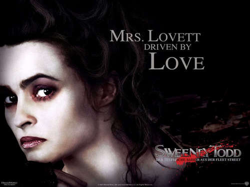 Mrs. Lovett پیپر وال