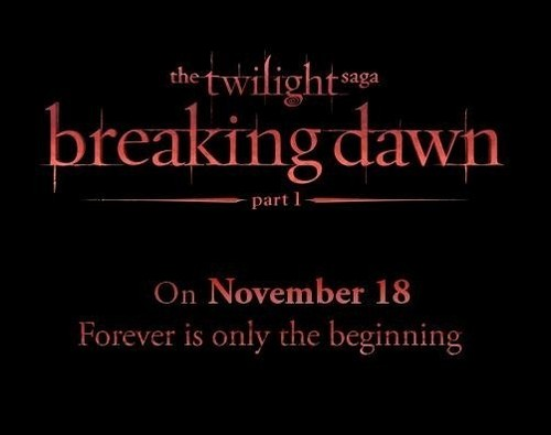 official breaking dawn website tagline