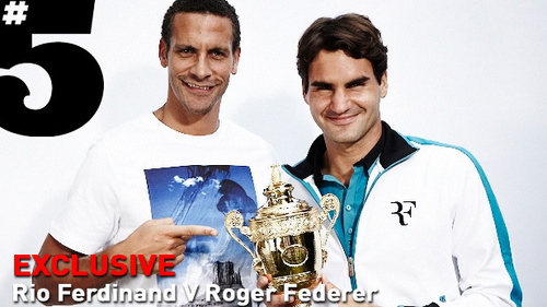 roger and rio ferdinand