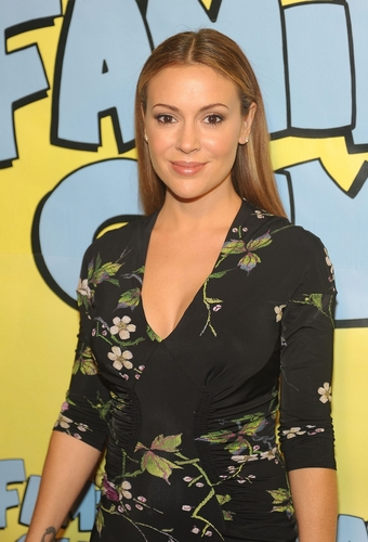 Alyssa - Family Guy Emmy nomination celebration in Los Angeles, September 18, 2009