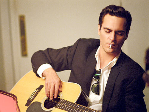 Joaquin Phoenix as Johnny Cash