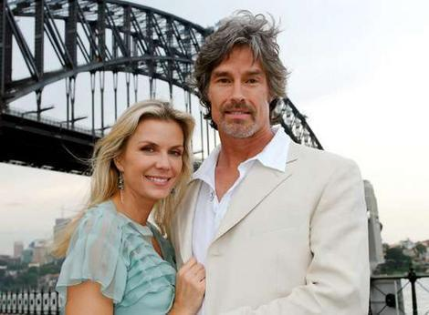 Katherine Kelly Lang and Ronn Moss, Brooke and Ridge