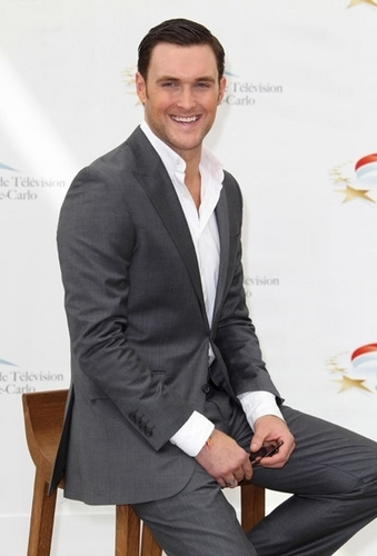 Owain Yeoman at the 51st Monte Carlo テレビ Festival