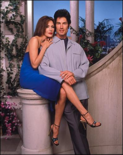 ronn moss and hunter tylo