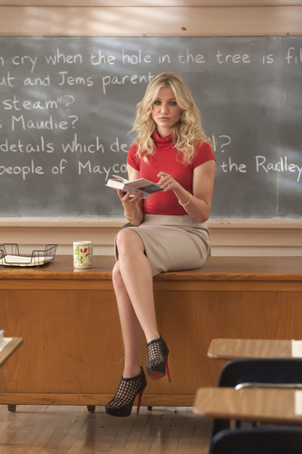 Bad Teacher Still