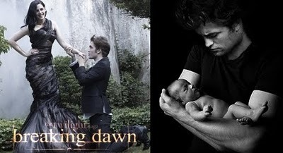 Edward & Bella,breaking dawn