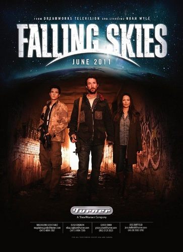 Fallen Skies Promotional Posters