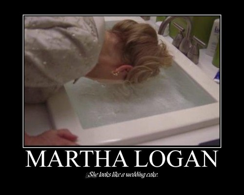 Martha Demotivational
