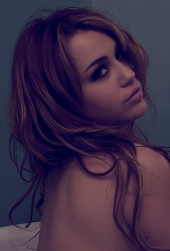 Miley Cyrus VIJAT MOHINDRA (2011 Photoshoot)