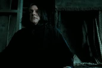 Snape's body double