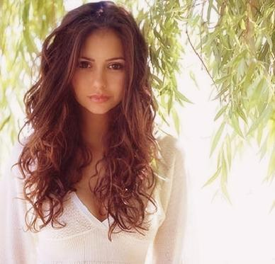 the beautiful nina dobrev ♥